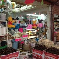 Photo taken at Mercado Municipal Gral. Agustin Olachea by Juan Antonio on 12/29/2012