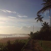 Photo taken at Koggala Beach Hotel by Марина🌺🌷🌸💐🌼 on 1/30/2015