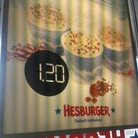 Photo taken at Hesburger by Katariina R. on 5/5/2013