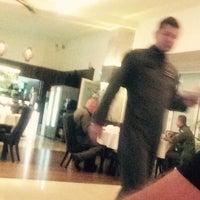 Photo taken at Hotel Hades Zdunska Wola by Valery on 11/27/2014