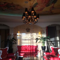 Photo taken at Grand Imperial Hotel & Spa by Olga on 3/17/2015