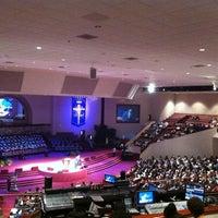 Photo taken at Oak Cliff Bible Fellowship by Sydnie M. on 11/4/2012