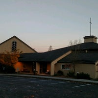 Photo taken at Shepherd of the Valley Lutheran Church (ELCA) by Andy A. on 10/30/2016