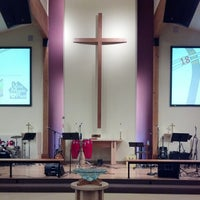Photo taken at Shepherd of the Valley Lutheran Church (ELCA) by Andy A. on 11/11/2013