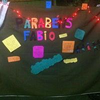 Photo taken at Fabio's 18Th by Fábio Câmara on 6/2/2013