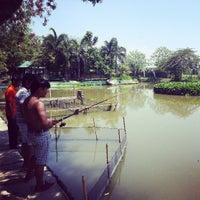 Photo taken at Champ Aqua Farm by Asit M. on 3/31/2013