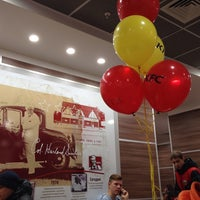 Photo taken at KFC by Victoria on 10/17/2014