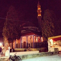 Photo taken at Suleymaniye Mosque by Victoria on 8/31/2013