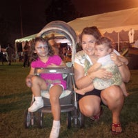 Photo taken at Festival Acadiens Et Creoles by Nader Q. on 10/13/2013