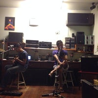 Photo taken at Gaetan's Studio by Miss L. on 2/21/2014