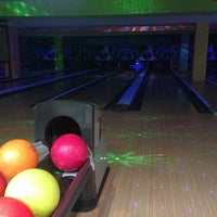 Photo taken at Magic Bowling by Miss L. on 2/18/2014