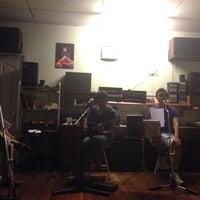 Photo taken at Gaetan's Studio by Miss L. on 2/27/2014