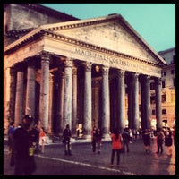 Photo taken at Pantheon by Nathalie C. on 6/27/2013