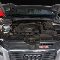 Photo taken at Audi Center Queretaro by Eder A. on 9/14/2014