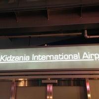 Photo taken at キッザニア 国際空港 ANA Kidzania International Airport ANA by RU R. on 1/4/2013