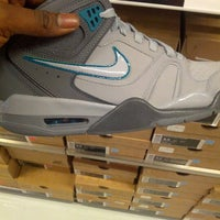 Photo taken at Nike Factory Store by Tristan TheInfamous M. on 1/11/2013