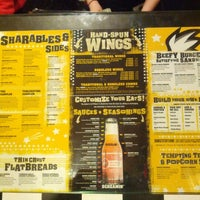 Photo taken at Buffalo Wild Wings by Tristan TheInfamous M. on 1/9/2013