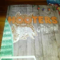 Photo taken at Hooters by Tristan TheInfamous M. on 1/30/2013