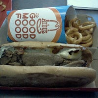Photo taken at Arby's by Latoya MZ. FAVORABLE P. on 10/17/2012