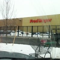 Photo taken at Fred Meyer by Jerry T. on 3/5/2013