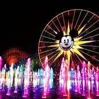 Снимок сделан в Disney California Adventure Park пользователем KRISPY ✿. 6/25/2013