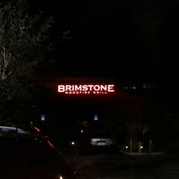 Photo taken at Brimstone Woodfire Grill by Terrell B. on 12/24/2012