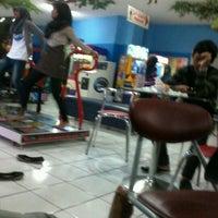 Photo taken at Gilda Game, Tamara Plaza Lt. 3, Purwokerto by Laras N. on 12/27/2012