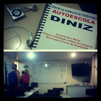 Photo taken at Autoescola CFC Diniz by Luccas V. on 1/16/2013