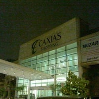 Photo taken at Caxias Shopping by Fagner M. on 11/2/2012