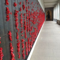Photo taken at Australian War Memorial by Michael W. on 2/20/2013