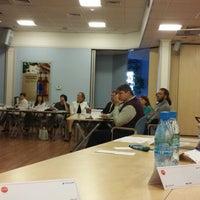 Photo taken at Тренинговый зал by Alехander G. on 9/8/2014