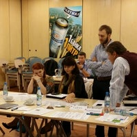 Photo taken at Тренинговый зал by Alехander G. on 9/9/2014