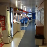 Photo taken at M/S Norangsfjord by Alехander G. on 7/5/2013