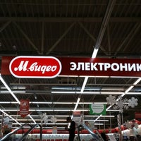 Photo taken at М.Видео by Alехander G. on 1/16/2014