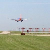 Photo taken at Kansas City International Airport (MCI) by Joe M. on 8/14/2013
