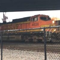 Photo taken at Amtrak Kansas City by Joe M. on 1/21/2017