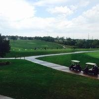 Photo taken at Tiffany Greens Golf Club by Joe M. on 9/18/2015