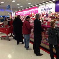 Photo taken at Target by Joe M. on 2/15/2014
