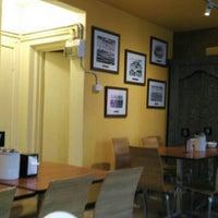 Photo taken at Cafe Batavia by Diane on 3/4/2016