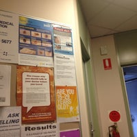 Photo taken at University of Melbourne Health Service by Diane on 6/27/2013