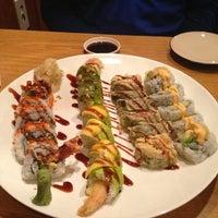 Photo taken at Samurai Sushi by Jennifer on 1/4/2013