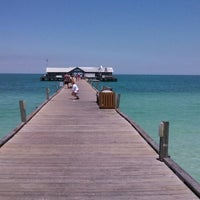Photo taken at Anna Maria Island by Michael M. on 5/9/2013