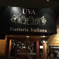 Photo taken at Uva Trattoria Italiana by Jose on 6/14/2015