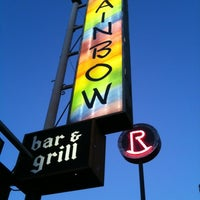 Photo taken at Rainbow Bar & Grill by Jose on 9/21/2012