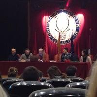 Photo taken at Universidad Carlos III de Madrid - Campus de Getafe by Damla K. on 1/21/2013