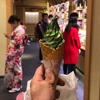 Photo taken at 京煎堂 祇園本店 by Kory on 4/3/2017