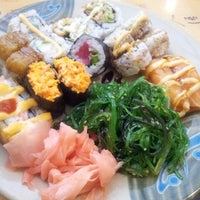 Photo taken at Ginza Japanese Buffet by Dave on 7/8/2013
