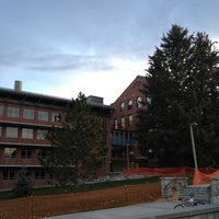 Photo taken at Montana State University by David F. on 10/19/2012