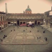 Photo taken at Palazzo d'Accursio - Palazzo Comunale by Erika M. on 12/23/2012