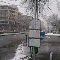 Photo taken at Frangepán utca (105) by Денис Ш. on 1/18/2013